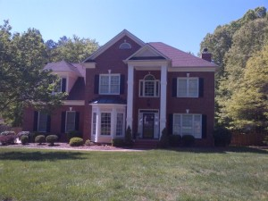 Charlotte residential roofing