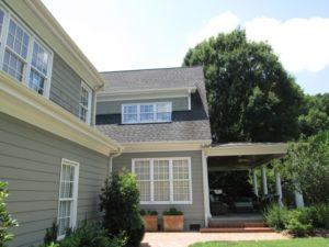 Residential roofing in Charlotte NC