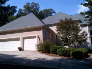 Shingle repair in Charlotte, NC