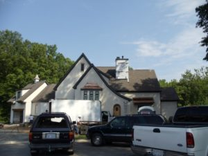 Roofing contractor in Charlotte