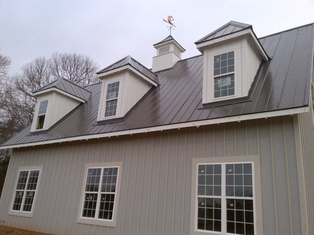 Metal Roofing In Charlotte, NC
